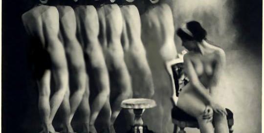 Fred Lyon. 1950.